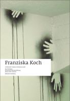 Cahier D'artiste - Franziska Koch