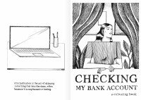 Checking my bank account: a colouring book