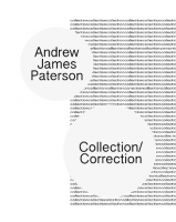 Andrew James Paterson: Collection/Correction