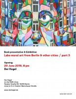 Lake - mural art from Berlin & other cities / part 3