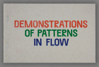 Demonstrations of Patterns in Flow