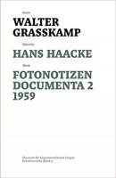 Hans Haacke: Fotonotizen Documenta 2, 1959