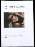 Love, Lies & Lullabies (Part 1)