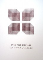Ruth Wolf-Rehfeldt: Typewritings  e.a. (20 sheets)