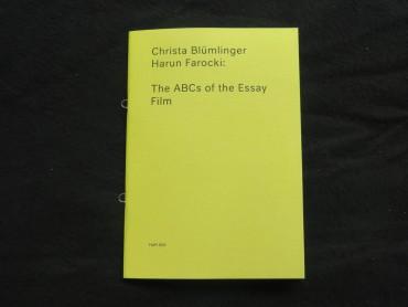 Starting A Business Essay  High School Graduation Essay also Essay Examples English Christa Blmlingerharun Farocki The Abcs Of The Essay Film Proposal Essay