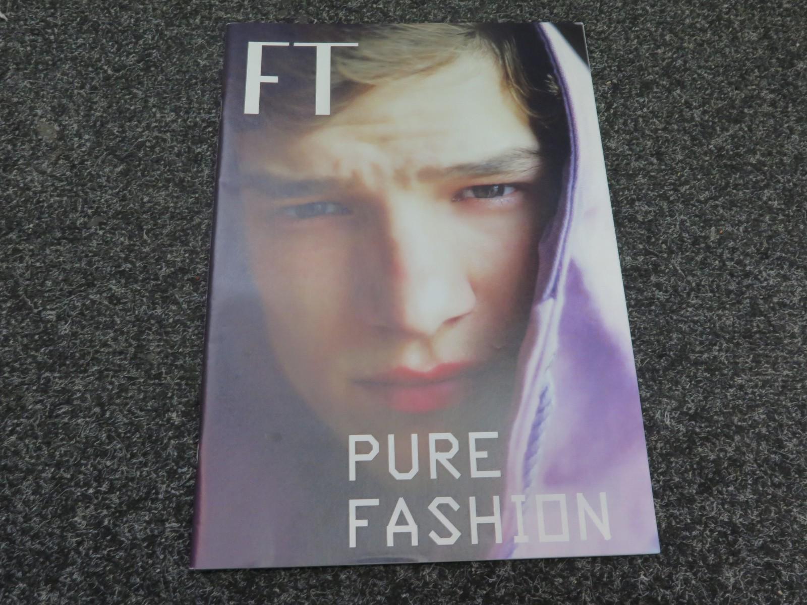 Ft Pure Fashion 1 Design Magazines Journals