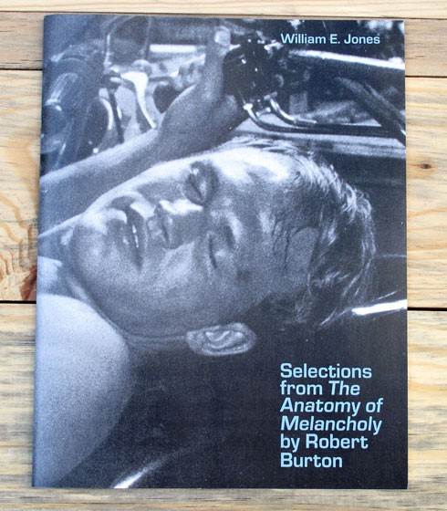 Selections from the Anatomy of Melancholy by Robert Burton - William ...