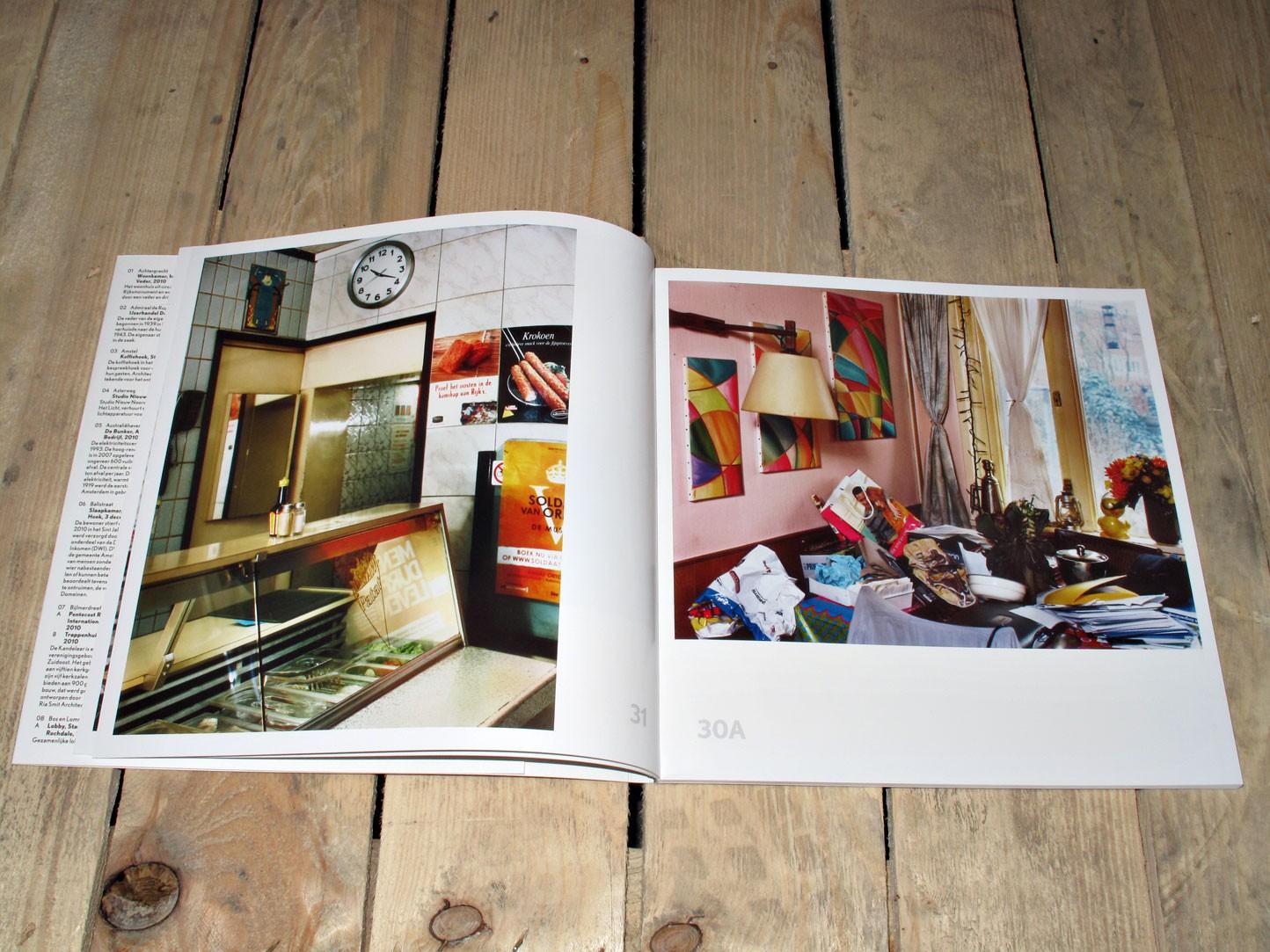 Set Amsterdam Dana Lixenberg Roma Publications