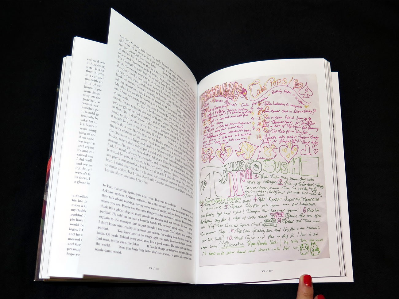 Slices of life, Elia Romanelli, Piero Vereni, Ottavia Castellina, Bruno