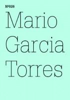 100 Notizen - 100 Gedanken (100 Notes – 100 Thoughts): No. 026, Mario Garcia Torres