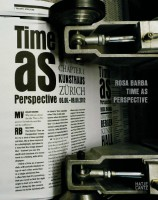 Rosa Barba. Time as Perspective