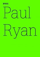 100 Notizen - 100 Gedanken (100 Notes – 100 Thoughts): No. 015, Paul Ryan