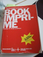 Book Imprime: Déballage de design graphique