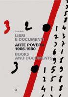 Arte Povera 1966-1980: Books and Documents