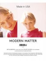 Modern Matter # 4