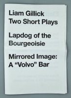 Liam Gillick: Two Short Plays
