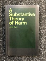 A Substantive Theory of Harm
