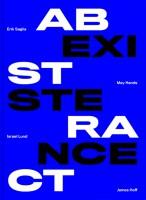 A.E. Abstract Existence