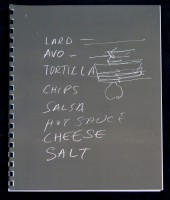 A Cook Book