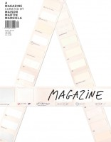 A Magazine  #1: Curated by Martin Margiela