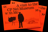 A visit to the CP Nel Museum with Mo