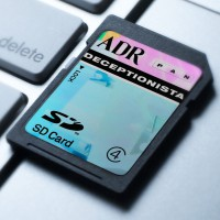 ADR - Deceptionista (SD Card)