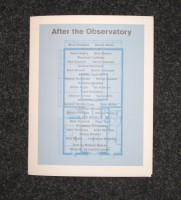 After the Observatory (2003)
