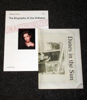 Aleksandra Mir Set: Danes In The Sun + Living & Loving #2—The Biography of Zoe Stillpass