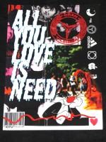 All you love is need