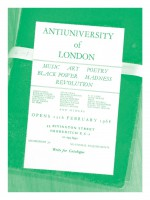 Antiuniversity of London - Antihistory Tabloid