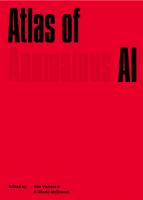 Atlas of Anomalous AI