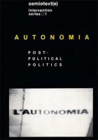Autonomia (new edition)