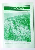 Interviews Heft 1, September 2014