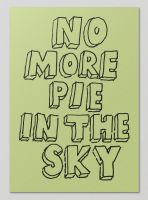 No More Pie in the Sky