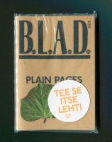 B.L.A.D. #6: Plain Pages