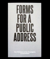 Forms For A Public Address