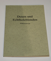 Dosen und Echtholzblenden