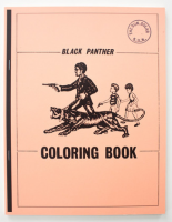 Black Panther Coloring Book - Sun editions