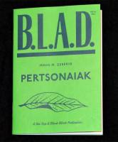 B.L.A.D. #14: Pertsonaiak