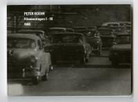 Zu Gast Bei BQ #05: Paul Maenz zeigt Arbeiten von Peter Roehr, Peter Roehr Filmmontagen I-III
