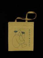 Bratwurst Tote Bag