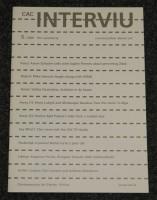 SMC Interviu Issue 5