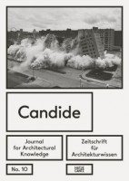 Candide - Journal for Architectural Knowledge 10