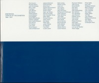 Catalog of the Exhibition 1984-2011