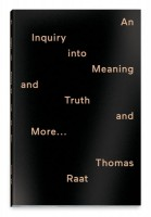 An Inquiry into Meaning and Truth