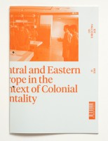 On Directing Air # 1 2018: Ivan Jurica: Central (Eastern) Europe In The Context Of  Colonial Mentality