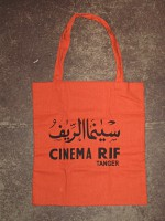 Cinema Rif Tanger Tote Bag