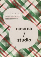 Cinema / Studio : a book for spatial research