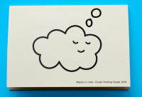 Clouds Thinking Clouds