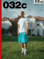 032c #33 (Cover 1: Frank Ocean)